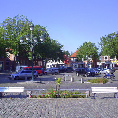 Parkplatz Oldenburg