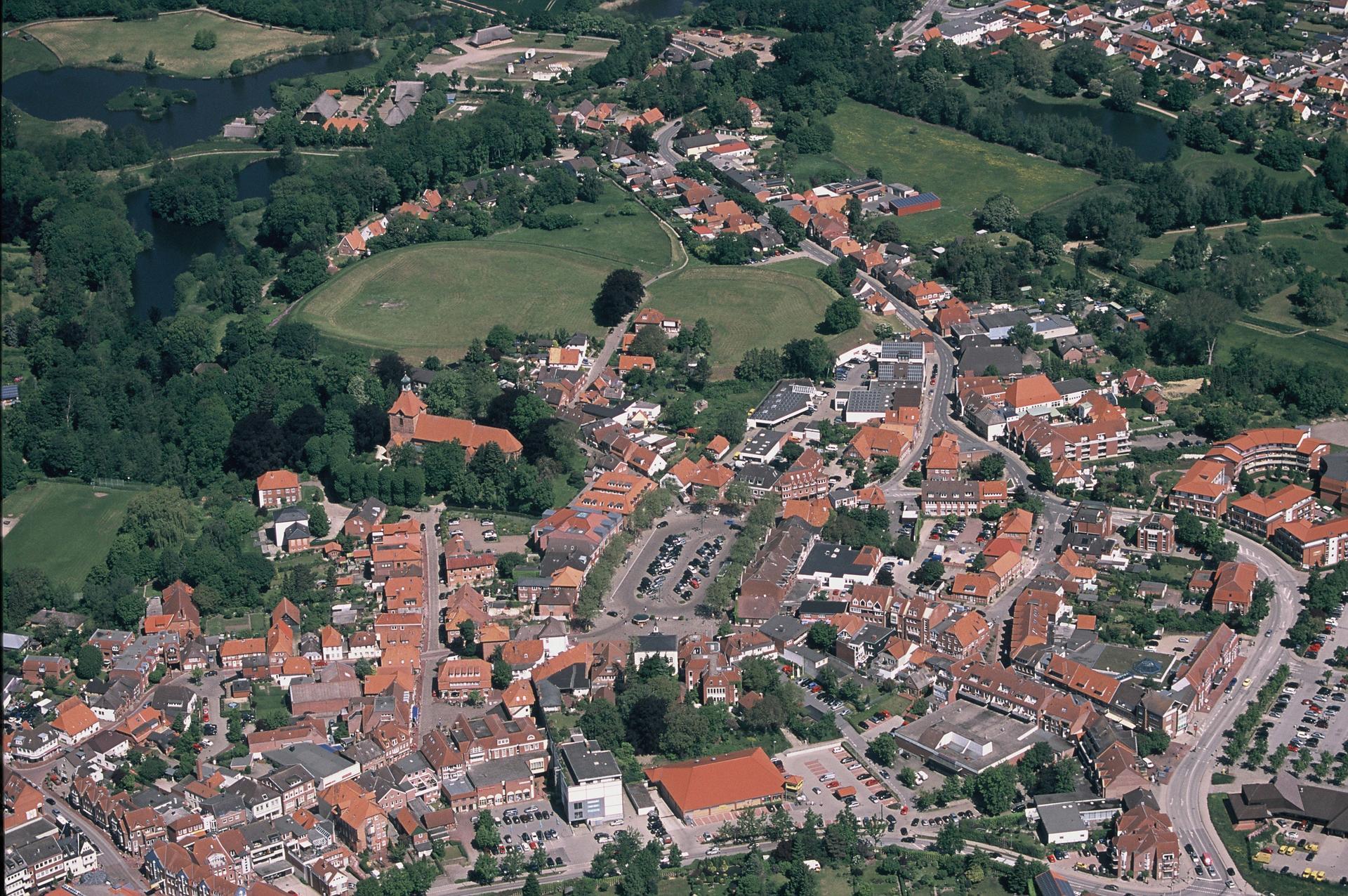 Stadt Oldenburg in Holstein
